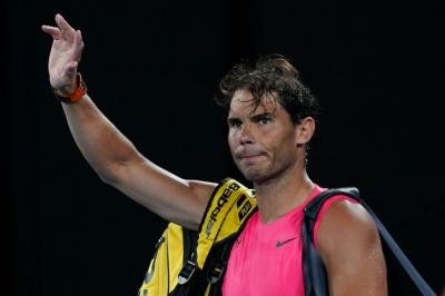 Could the lost of a regular tour schedule hamper Rafael Nadal's winning formula?