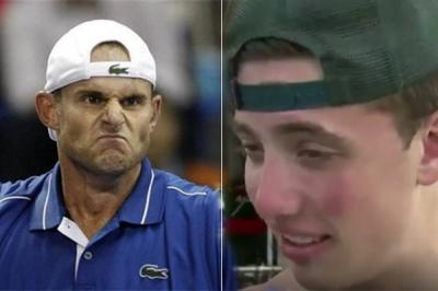 """Andy Roddick slurs """"stupid"""" Miami spring breakers for not staying home"""