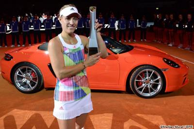 """Angelique Kerber regrets not playing Stuttgart Open: """"I was counting the days..."""""""