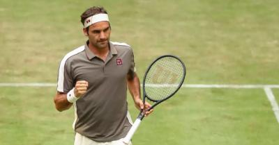 Roger Federer: I will play Halle next year