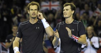 Andy Murray and Jamie Murray React to Wimbledon Cancellation