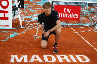 """Madrid Open CEO: """"The tournament can be held in September"""""""