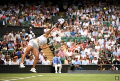 Ash Barty on Wimbledon: Shattered to not be heading to my favourite place this year
