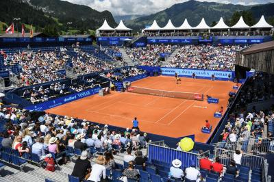 Gstaad Tournament Director: We can always hope for a miracle