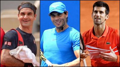 """'It's difficult to fill the shoes of Roger Federer,Nadal and Djokovic"""", former player"""