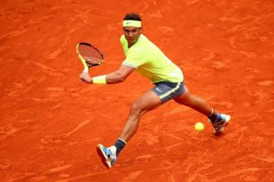 Basketball star comments on Rafael Nadal dominance at French Open