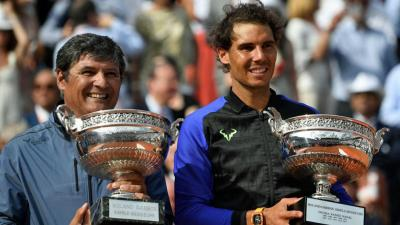 Toni Nadal: 'The best moment I had with Rafael Nadal was...'