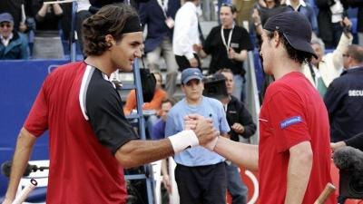 Richard Gasquet recalls his win against Roger Federer in Monte Carlo in 2005