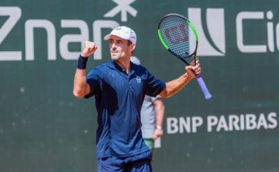 Tommy Robredo reveals he broke down in tears after achieving a sensational comeback