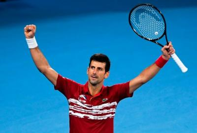 """Paul Jubb: """"Novak Djokovic is just levels above everyone right now"""""""