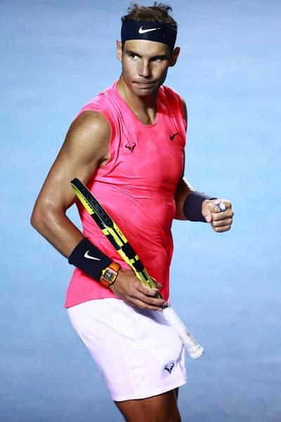 Will Rafael Nadal's success be tested if fans are banned from tournaments?