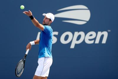Hesitant players aside, US Open looks to hold on to initial schedule