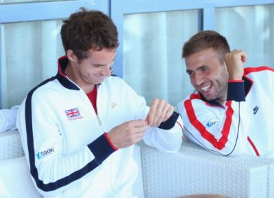 Dan Evans: There's always more to beating Andy Murray than tennis