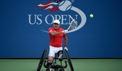 US Open to include wheelchair tennis event