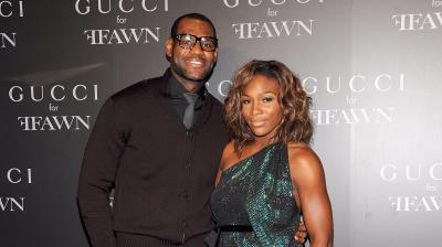 Serena Williams named to the Board of LeBron James' SprngHill Entertainment