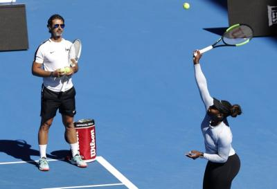Mouratoglou: US Open announcement? Serena Williams knew what she was practicing for