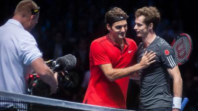 'We can't compare Murray to Roger Federer, Nadal, Djokovic', says former French star
