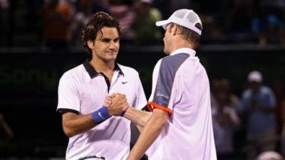 'Without Roger Federer, Roddick should have won more Slams', says former French ace