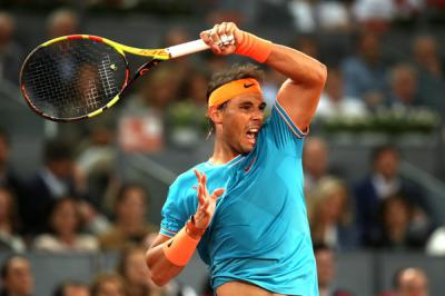 Rafael Nadal confirms: 'I will play Madrid Open'