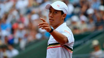 Kei Nishikori tests positive for virus, will miss W&S Open