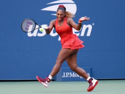 Serena Williams reaches US Open semis: 'It's not how you start; it's how you finish'