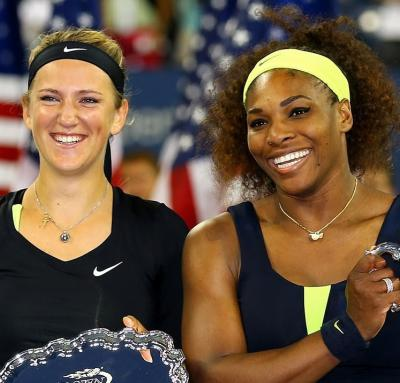 Victoria Azarenka: No one as tough mentally as Serena. I love that challenge