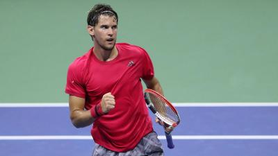 Dominic Thiem has a date with destiny in the US Open final
