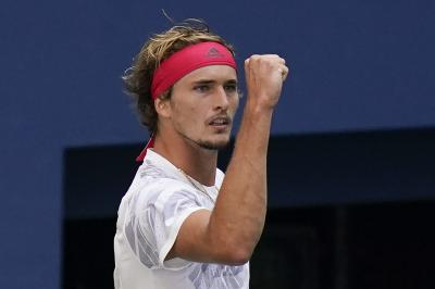 It is Alexander Zverev's time to shine in his first grand slam final at the US Open