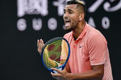 Nick Kyrgios attacks French Open over decision to let fans participate