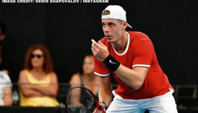 Denis Shapovalov expects things to get tougher for him at Rome Masters