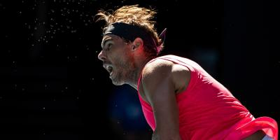 'Rafael Nadal is always impressive when you are in front of him', says Spaniard ace