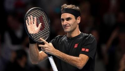 Roger Federer: 'I'd rather leave that to a professional coach'