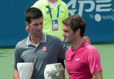 Djokovic: 'Roger Federer keeps on proving to everybody wrong that...'