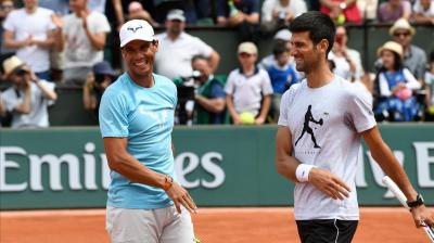 'Rafael Nadal has trained on clay during this time and...', says Top 5
