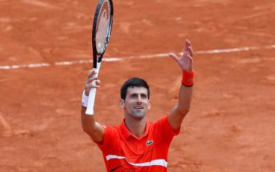 Novak Djokovic: I'll have to raise level if I want to make deep run at French Open