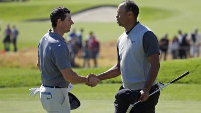 What next for Tiger Woods and Rory McIlroy?