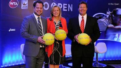 Rio Open added to the ATP and WTA calendars in 2014