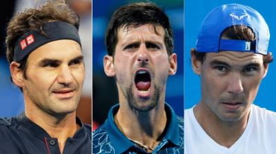 Who is now actually the GOAT of men's tennis?  Federer, Djokovic, Nadal...