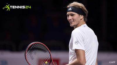 Alexander Zverev glad to win first title of 2020 in Cologne