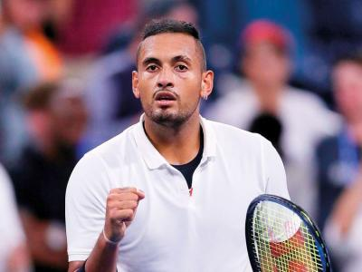 Nick Kyrgios reveals his mysteries