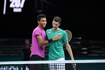 Felix Auger-Aliassime's newfound experience may transform his game