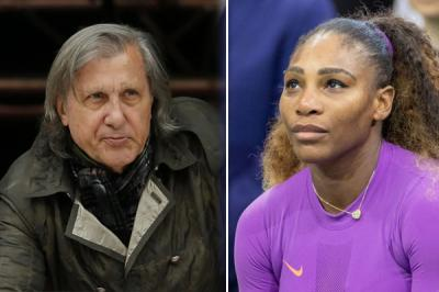 """Năstase rejects racist claims against Serena Williams: """"I know her since she was 12"""""""