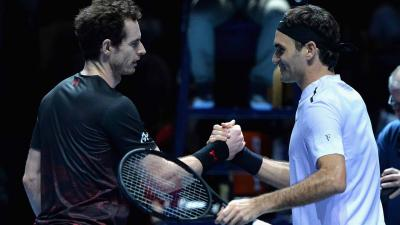 "Andy Murray: ""Roger Federer is the best player to watch"""