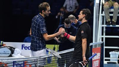 Daniil Medvedev: Dominic Thiem, your name is already in history of tennis books