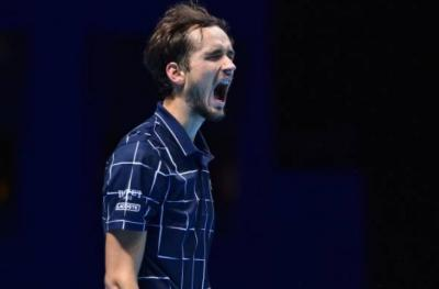 Daniil Medvedev explains how winning Nitto ATP Finals affects his career