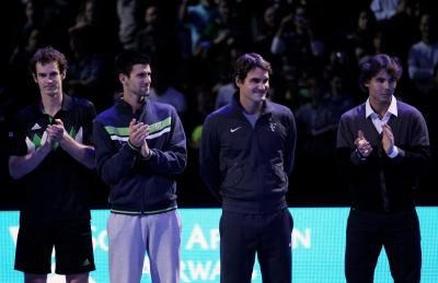 'Roger Federer, Nadal, Djokovic will fight to the limit', says top coach