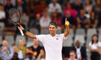 'That risk and creativity reassure Roger Federer', says ATP ace