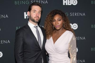 "Alexis Ohanian: ""I hated tennis before I met Serena Williams!"""
