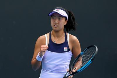 It might be Ann Li's time to shine at Melbourne
