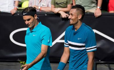 Nick Kyrgios: Roger Federer is greatest tennis player of all time
